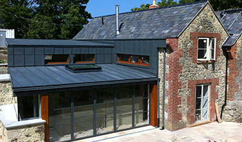 External Bifolding Doors Devon