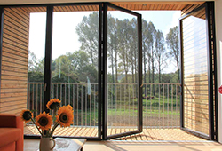 Timber Bifolding Doors Devon